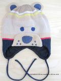 Winter-Form gestrickte Kind-Hüte