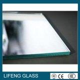 het 2mm9mm Gekleurde Glas van de Spiegel van de Vlotter Zilveren