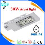Nuevo Diseño Menos Peso alta calidad IP67 LED luz de calle
