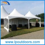 2016 im Freienneue reden uns hohe Spitzen-Festzelt-Feld-Zelt an
