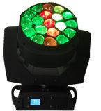 Stadiums-Licht grosse des Biene-Auge 19X15W Träger-Summen-Wäsche-drehendes Objektiv-LED