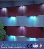 Studio-akustische Panels für Gebäude, Polyester-Faser-akustisches Panel
