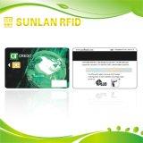 O cartão elevado o mais barato da listra magnética RFID do Coercivity com alta qualidade