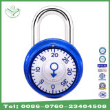 40mm Aluminum Alloy Combination Padlock met Couple Symbol (1505C)