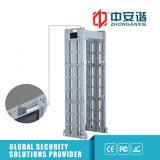 255 Detector van het Metaal van de Streken van het multi-Alarm van de Veiligheid van het niveau de Hoge Draagbare met 3D Infrarode ReserveBatterij