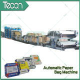 Профессиональный бумажный мешок делая изготовление машины