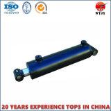 Сваренный гидровлический цилиндр для цилиндра аграрного машинного оборудования гидровлического