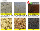 Новый комплект зерно плантатора холма плантатора риса для риса пшеницы