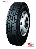 Hot Sale 295 / 80r22.5 Longmarch Drive Radial Truck Tire (LM511)