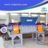 De tweeling Plastic Ontvezelmachine van het Ontwerp van de Schacht