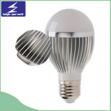 E27 9W 열 싱크를 가진 알루미늄 LED 전구