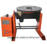 Positioner certificado Ce da soldadura da série do CNC (controle do PLC)