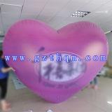 昇進のための会社のブランド広告の膨脹可能な気球膨脹可能な広告のヘリウムの