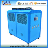 Lucht Cooled Box Chiller 2ton aan 20ton met Heat Exchanger Evaporator