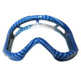 Izh011PC Revo 입히는 명확한 Anti-Fog 스포츠 안전 스키 유리 광학 렌즈
