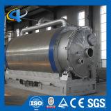 Strumentazione dell'impianto della macchina di pirolisi del petrolio del pneumatico di buona qualità