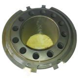 El motor hidráulico del distribuidor Ms50 parte Poclain