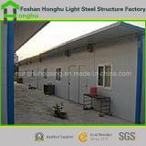 Vertiente prefabricada de lujo caliente de la casa del bajo costo de la venta