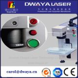20W Fiber Laser Equipment Marking Machine mit Cer