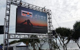P4.81 di alta risoluzione Outdoor LED Video Display per Rental