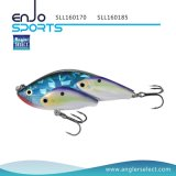 Dos peixes seletos da escola do pescador atração Lipless do equipamento de pesca com os ganchos Treble de Bkk (SLL160170)
