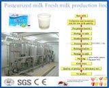 ligne pasteurisée de lait
