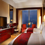 Chinesische moderne Auslegung-Handelsschlafzimmer-Set-Hotel-Möbel