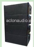Potente pequeña Line Array de altavoces de interior (RS6)