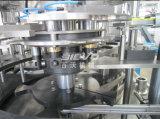 Máquina de rellenar en botella plástico automático caliente del petróleo de la venta