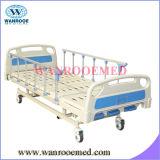 Reizbares manuelles Bett des Cer-anerkannte Krankenhaus-drei