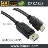 Varón del DP al cable del varón de HDMI
