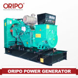 Type ouvert groupe électrogène d'énergie de moteur refroidi à l'eau d'alimentation diesel