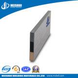 Соединение движения стального бетона Stainlesss с вставкой PVC резиновый