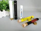 De gekleurde Verpakkende Buis van het Aluminium van het Metaal voor de Verpakking van Schoonheidsmiddelen (ppc-handeling-034)