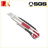 18m m Blades Knife Auto-Loading con Aluminum Alloy Handle