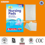 Wegwerfbares Nursing Pad mit PET Film Backsheet
