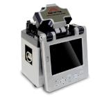 Encoladora de fibra óptica óptica automática de la fusión de la máquina de fibra de Sm&mm que empalma FTTH