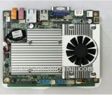 Fente (facultative) à bord du RAM DDR3 800/1066 SODIMM de la carte mère inter 2GB DDR3 du jeu de puces GM45/47, RAM maximum du support 6GB (GM45)