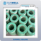 Centro da tomada: Gaxeta da borracha da fibra sintética de Sunwell