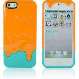 schmelzender 3D Eiscreme-Haut-Kasten-Deckel für iPhone5/5s