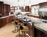 Glas van de Bovenkant van de Lijst van de kleur het Patroon Gefrite voor de Zaal van de Keuken