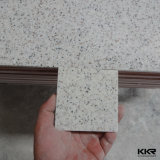 Folha de superfície contínua acrílica decorativa para a parte superior de tabela/a parte superior/cozinha da vaidade