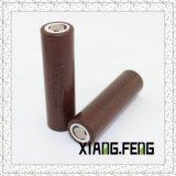para la batería del LG Hg2 18650 contra la batería de la electrónica 18650 del LG Hg2 de la batería del LG He4 30A 3000mAh 18650 para PS4