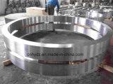Anillo forjado caliente del material 1.4404 (316L)