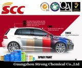Alta lucentezza e costruzione facile che riparano la vernice dell'automobile dell'automobile di colore solido