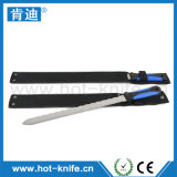 нож минеральных шерстей нержавеющей стали 420mm для отрезанных шерстей изоляции