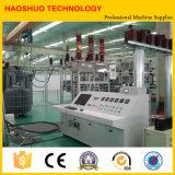 変圧器の部分的な排出の試験制度