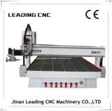 деревянный маршрутизатор CNC 3D с автоматическим изменителем инструмента (GX-1530)