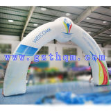 Outdoor Advertizing Inflatable Arches/Inflatable Finish Line Arch