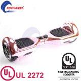 UL 2272の証明された自己のバランスをとるスクーターKoowheel S3601